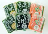青汁百・青汁夏みかん入り・にんじんジュース各2袋お試しセット(冷凍)